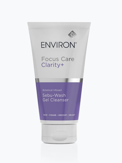 Environ Focus Care Clarity Botanical Infused Sebu-Wash Gel Cleanser