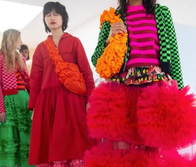 London Fashion week - online