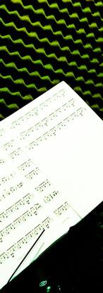 Scores & Drum