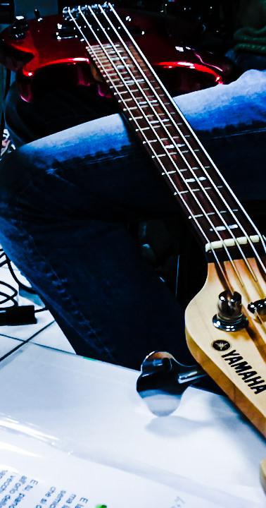 Bass & Bassist