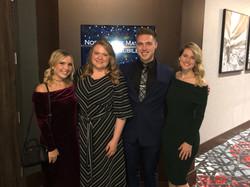 Alex Mechler Embassy Suites Noblesville Mayor's Charity Dinner