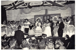 Savoyards Brisbane HMS Pinafore 1962