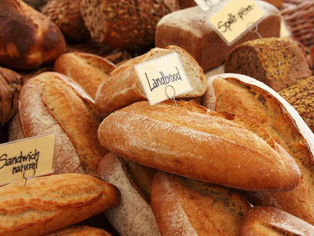 3 Kinds of Bread You Can Eat