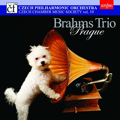 AS 726-2 - BRAHMS TRIO PRAGUE
