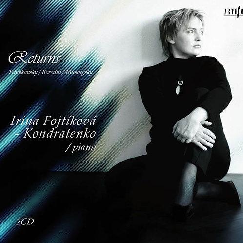 AS 735-2 – IRINA FOJTÍKOVÁ – KONDRATENKO - KLAVÍR (2 CD)
