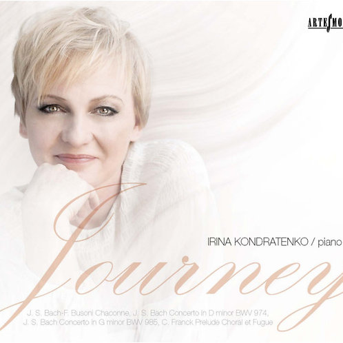 AS 741-2 - IRINA KONDRATENKO - JOURNEY