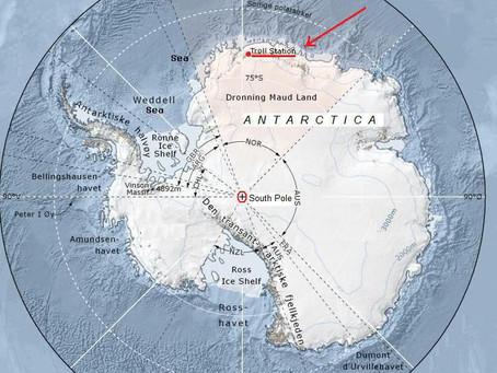 Composting in Antarctica