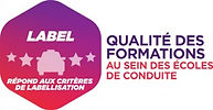 Label Qualité des formations