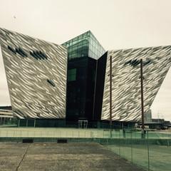Titanic Museum- Belfast