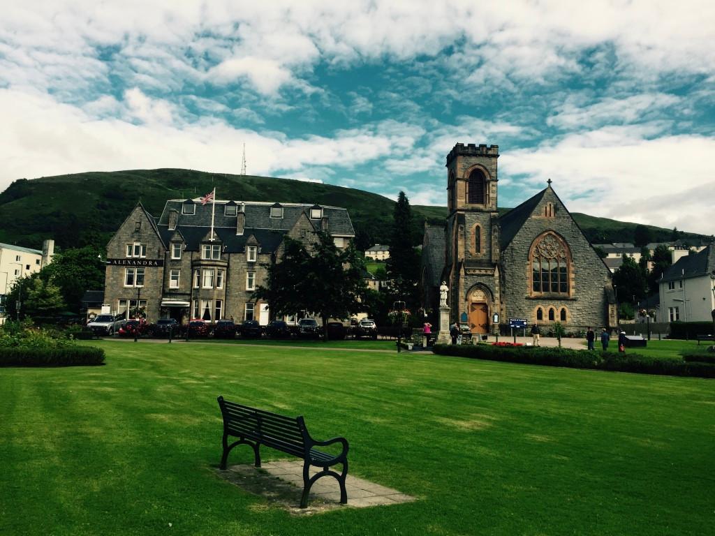 Fort William- Scotland