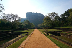 Lion Rock, Sigiriya