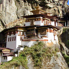 Tiger Monastery- Bhutan