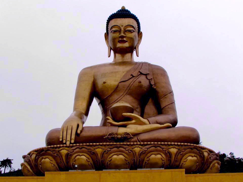 Buddha Point- Bhutan