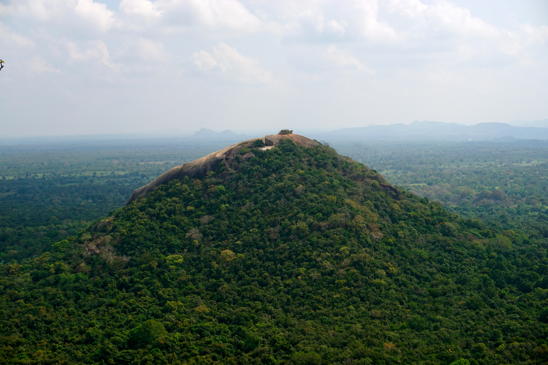 Pidurangala rock- Sigiriya