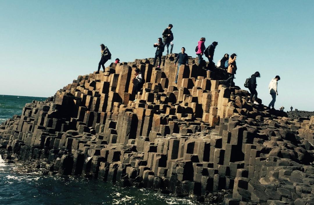 Giant's Causeway- Belfast