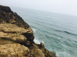 Arabian sea at Salalah, Oman