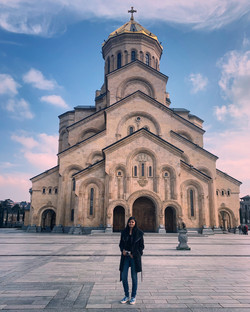 Holy Trinity Church Tbilisi