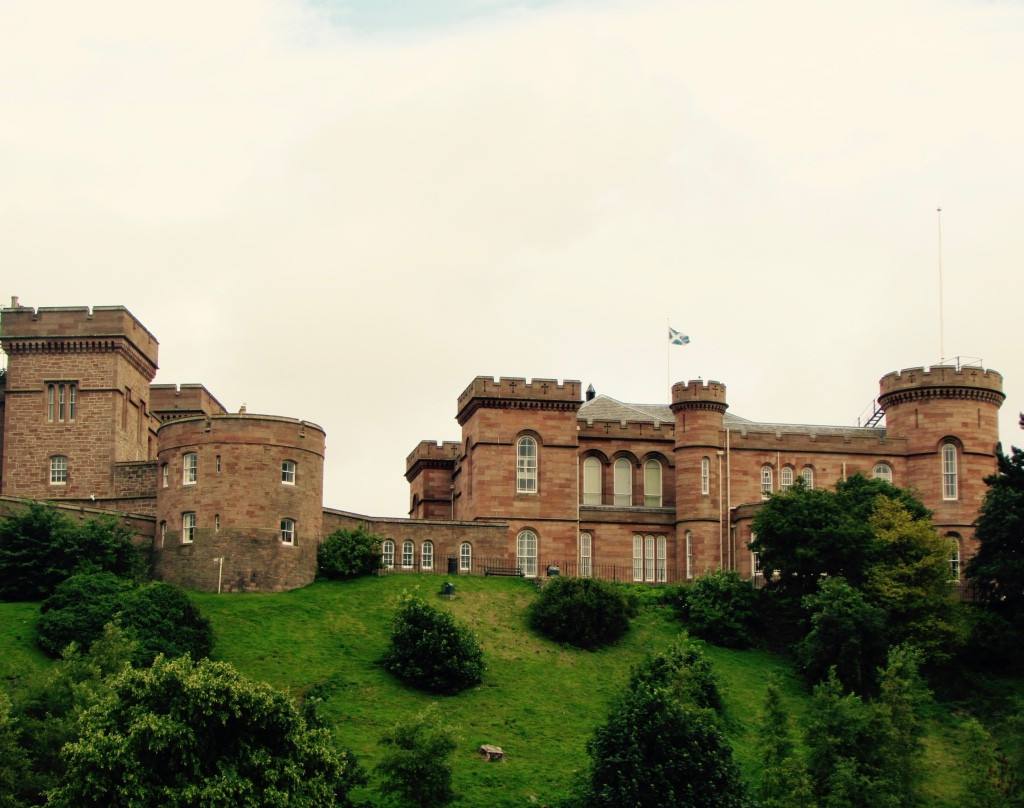 Inverness Castle- Scotland
