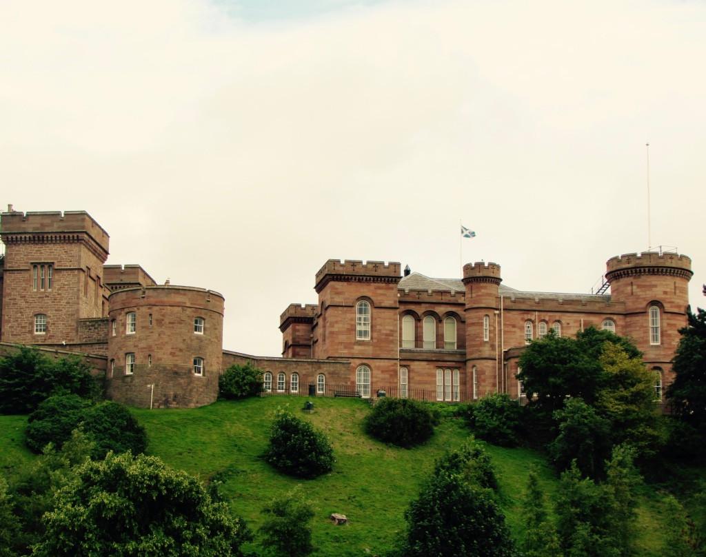 Inverness Castle- Scotland