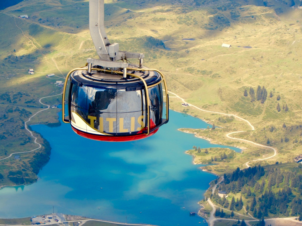 Mount Titlis- Switzerland