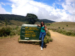 9km trek at Horton National Park