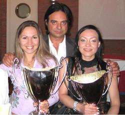 With 2 winners