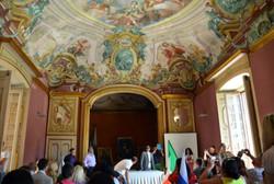 Mezzacapo Palace