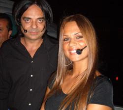 Francesco and Adriana Petrosino