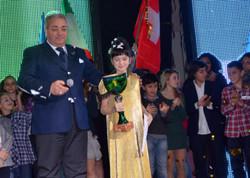 With Grand Prix Winner