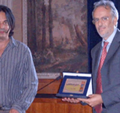 Francesco rewards Angri Major