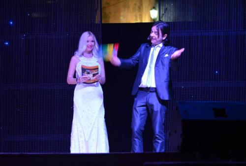 Sofiana and Francesco