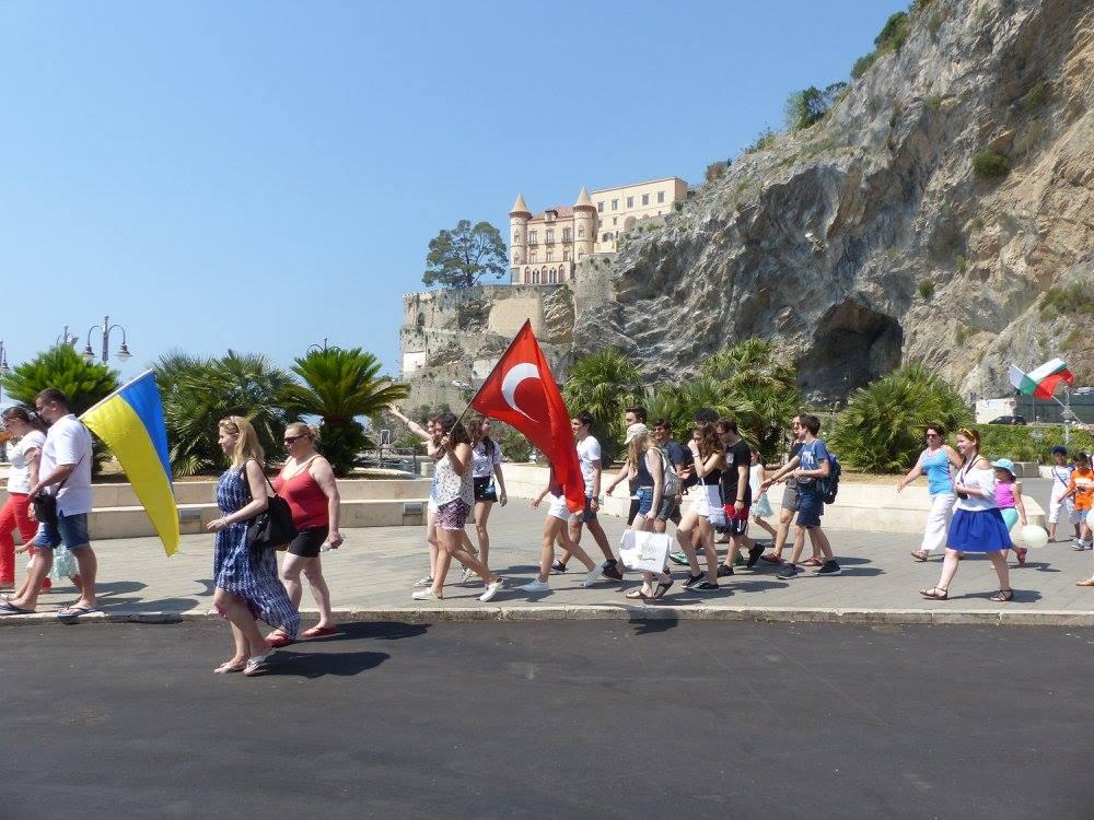 Flag Parade 3