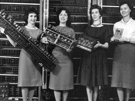 Mulheres na tecnologia e a transição de carreira