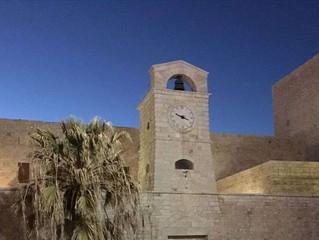 Brian Eno al Castello di Trani inaugura la mostra «Light music»