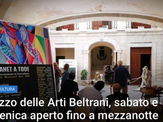 DA MANET A TODE, MOSTRA D'ARTE A PALAZZO BELTRANI (17 Giugno - 31 Agosto)