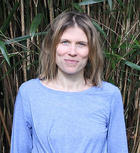 Marie Palmer - Shiatsu Therapist