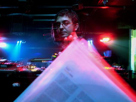 Donato Dozzy debuts on Samurai Music with a 4-track EP