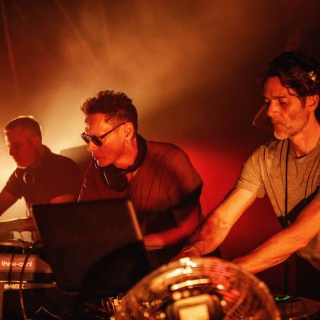 LSD (aka Luke Slater, Steve Bicknell  Function) alistan un segundo EP