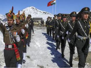 India-China Border Dispute