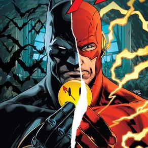 O Bóton - Batman/The Flash - Sem Spoilers