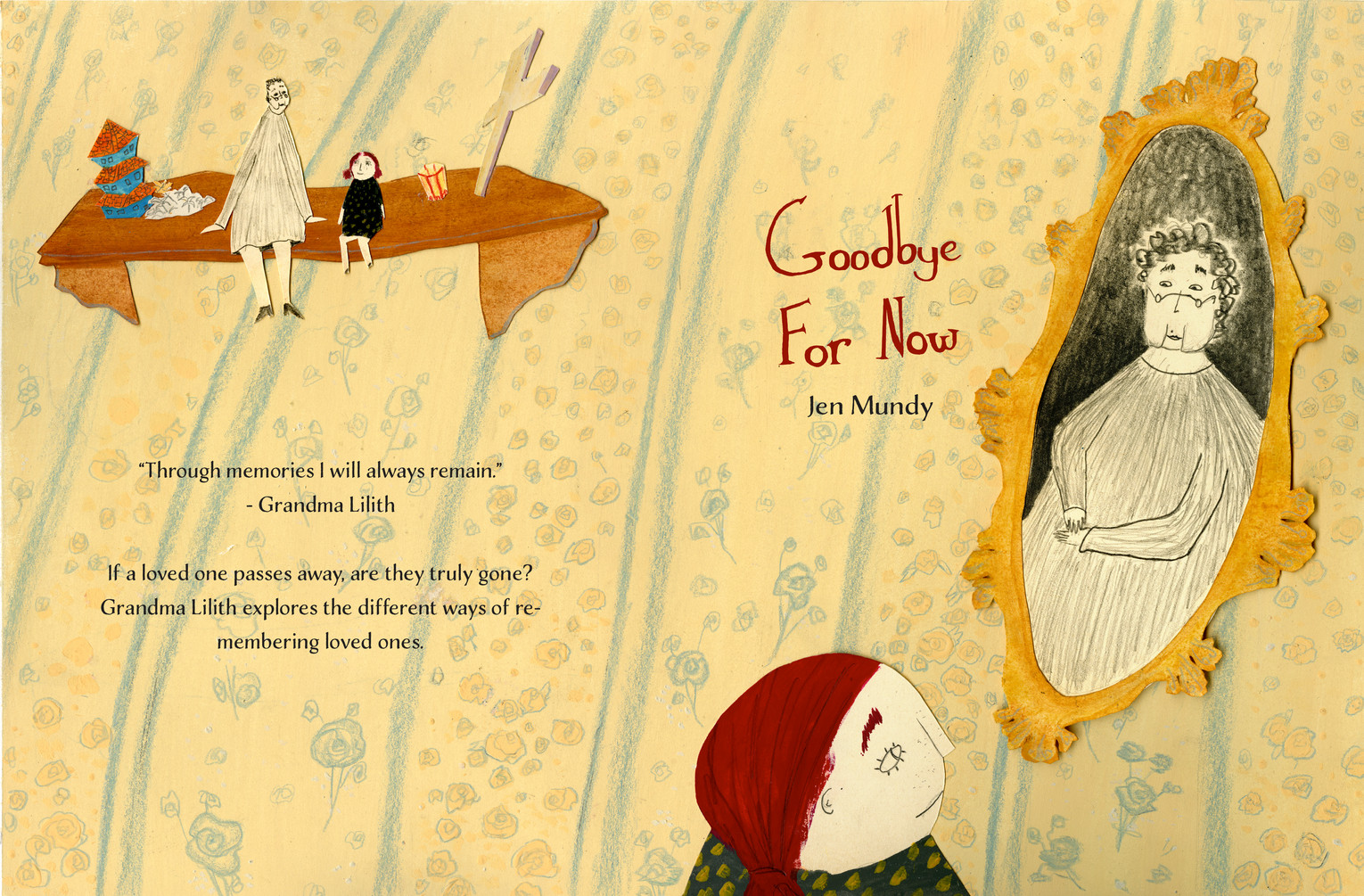 Goodbye For Now- Children's Book