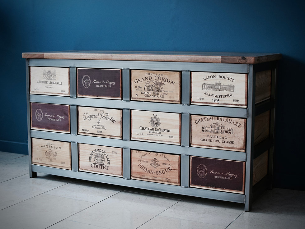 Bespoke Furniture For Wine Lovers The Wine Barrel