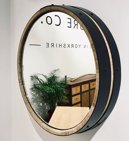 Nannup Wine Mirror