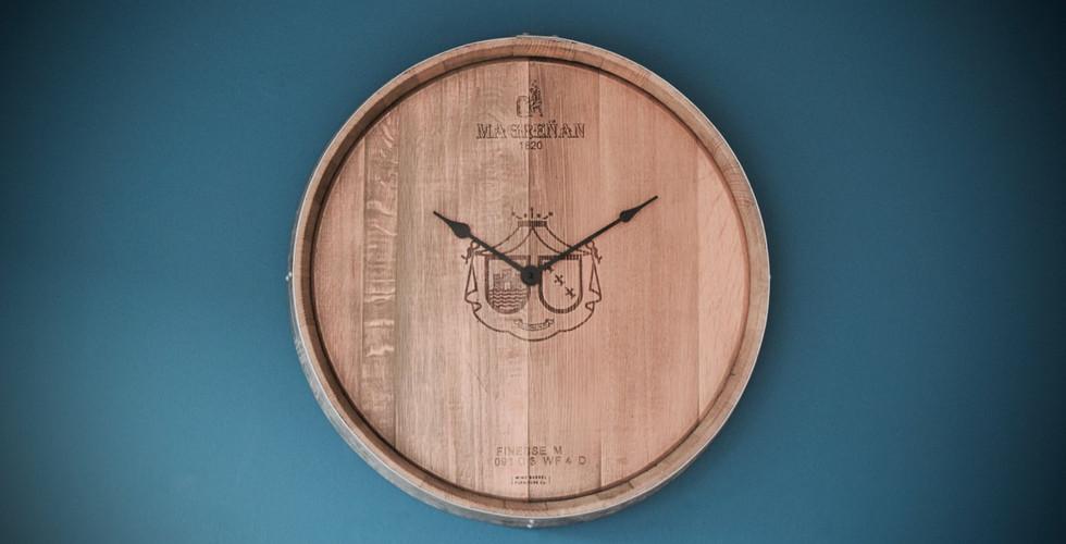 Nannup wine clock