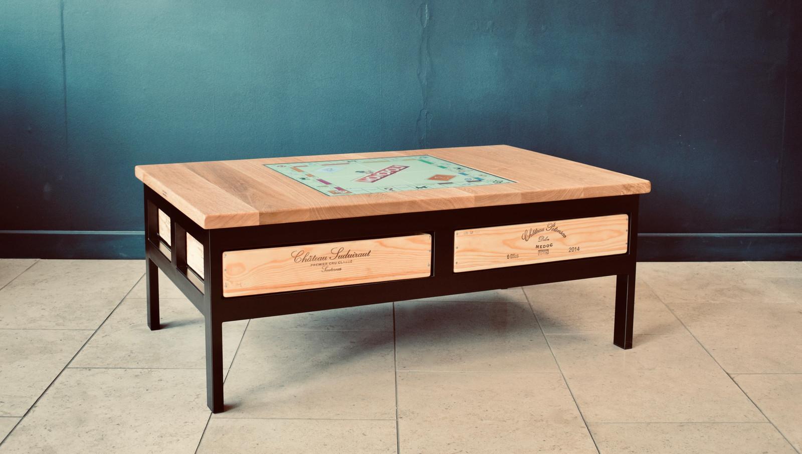 Bespoke Furniture For Wine Lovers The Wine Barrel