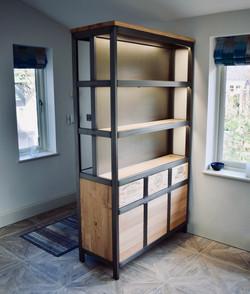 Bespoke Acier room divider