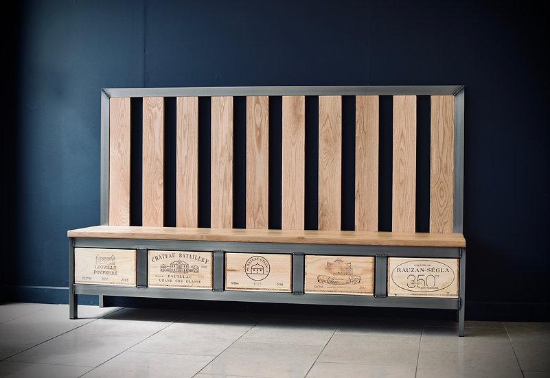 5x1 Acier Bench