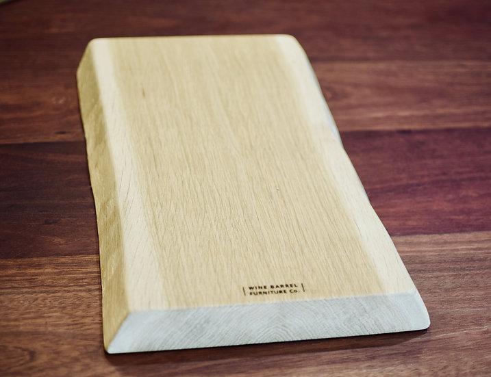 Waney edge board #2