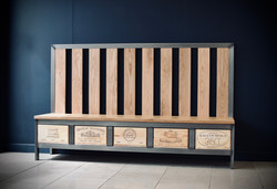 Acier 5x1 Bench
