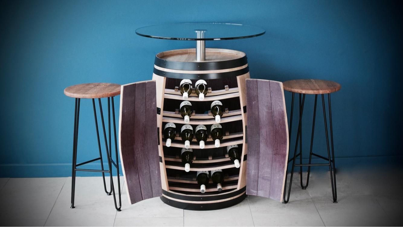 Albany wine rack